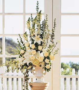 Wedding Decor Arrangement