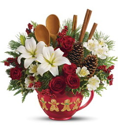 Mixing Bowl Bouquet