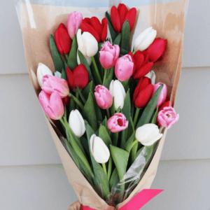 Fresh Tulip bouquet