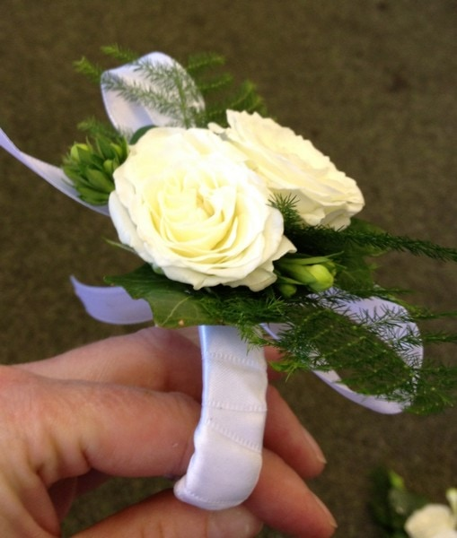 Elegant Prom Corsage