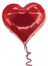 Single Mylar Balloon