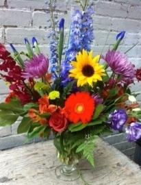 Fresh Summer Vase