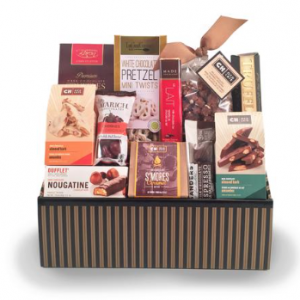 Chocolate Lovers Basket (Kosher)
