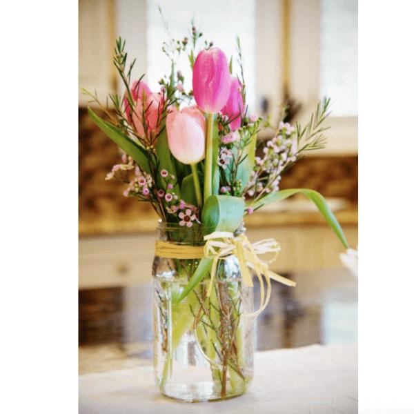 Fresh spring tulips2