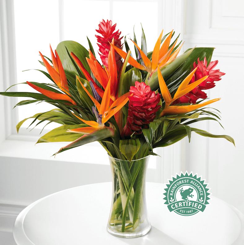 Juicy Tropical Vase
