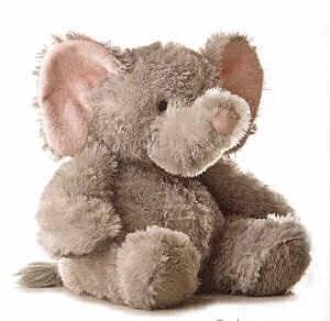 Sweet & Sassy Elephant