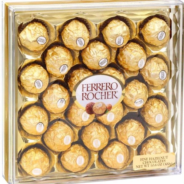 Ferrero Rocher – box