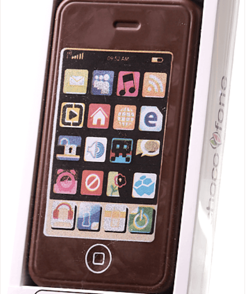 Chocostyle cell phone
