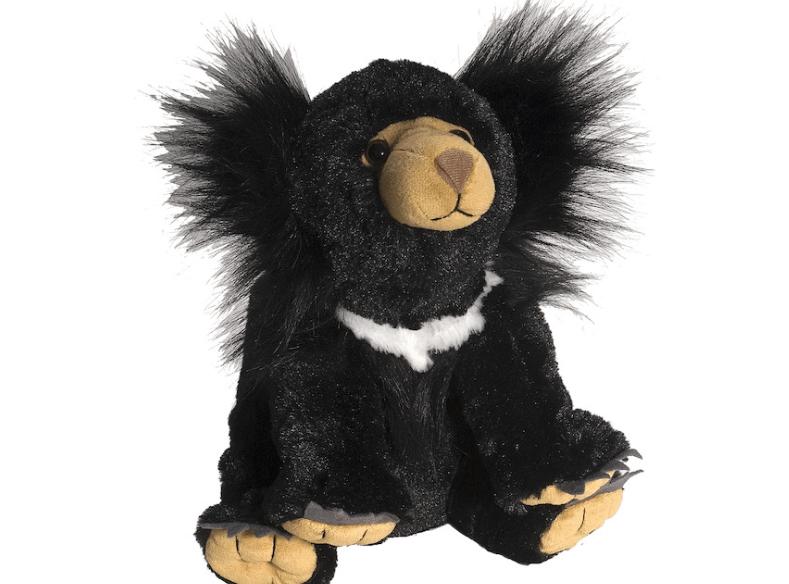 plush slothbear