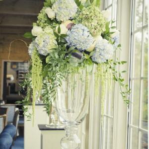Ceremony flowers - the estate wedding