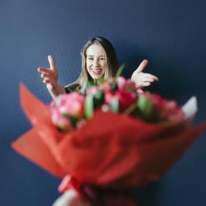 Sunny Kraft bouquet