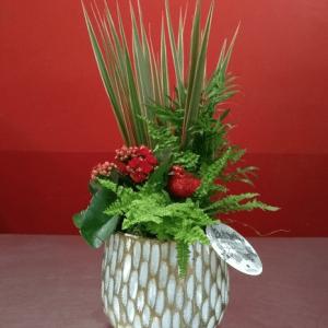 Golden Planter