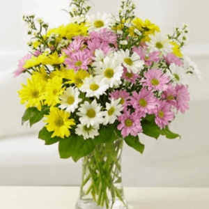 Spring Daisy Bouquet