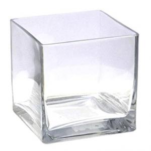 Cube vase 4 x 4