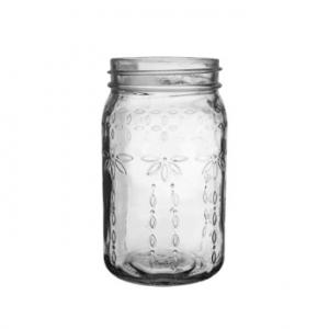 6 inch Mason Jar