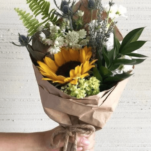 Summer Long Weekend Bouquet