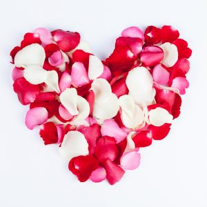 Rose Petals - romance mix