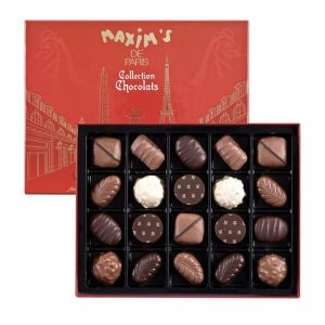 Maxim's of Paris Chocolate Gift Box