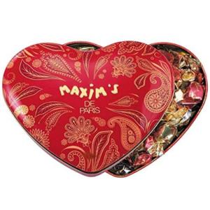 Maxim's of Paris Chocolate Heart Gift Box